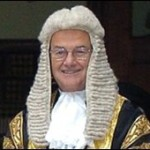 Lord Chief Justice, Iigor Judge